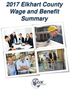 2017 Elkhart County Wage Benefit Report