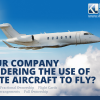 Private Aircraft Options for Business Owners and Entrepreneurs