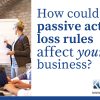 Understanding the Passive Activity Loss Rules