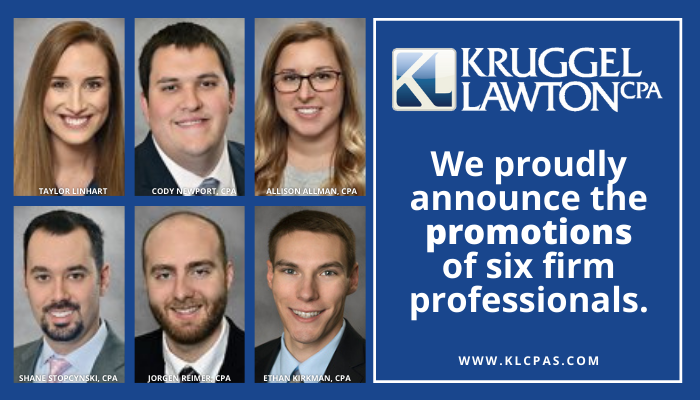 We proudly announce the promotions of six firm professionals.
