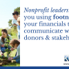 Using Footnotes To Disclose Your Nonprofit's Financial Information