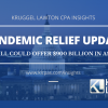 $900 Billion in Pandemic Relief Signed Into Law
