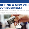 Need A New Business Vehicle? Consider A SUV
