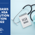 IRS has announced 2022 amounts for Health Savings Accounts