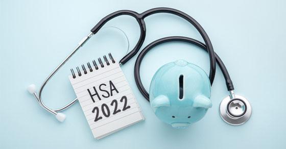 IRS announces 2022 amounts for Health Savings Accounts