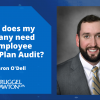 When does my company need an Employee Benefit Plan Audit?