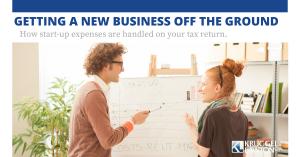 start-up expenses