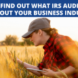 what IRS auditors know about your business